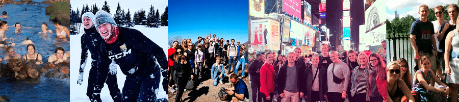 Elevbilleder rejser