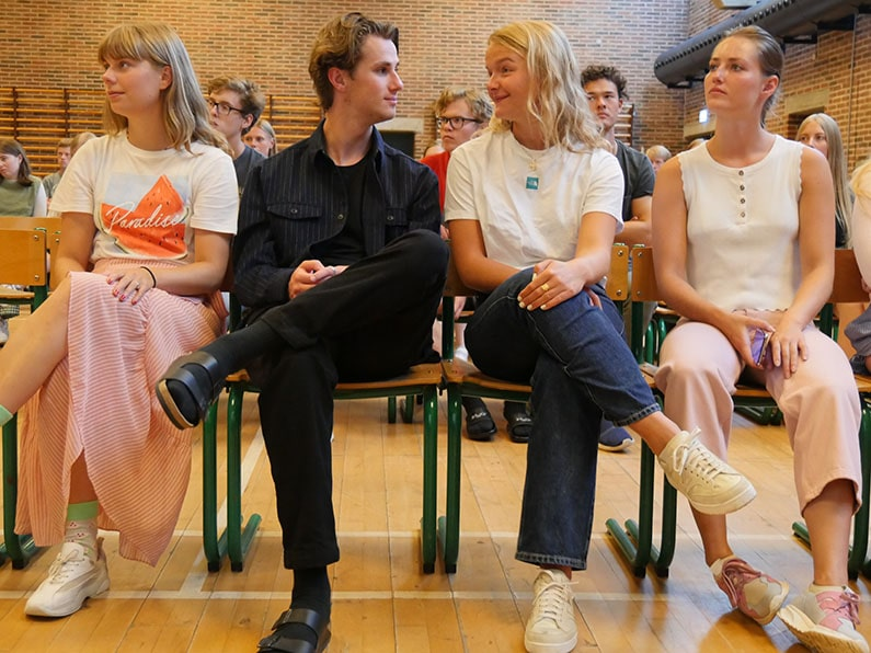 Business & Economics på Rønde Højskole