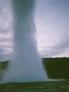 Taus geyser