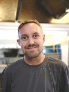 Eirik Gjil, kok Rønde Højskole
