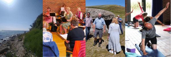 Sommerkurser uge 26 på Rønde Højskole