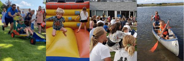 Familiekursus på Rønde Højskole uge 28