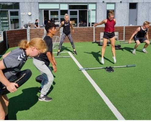 Valgfag Outdoor Training